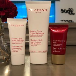 Clarins Moisture Lotion Set